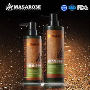 Masaroni Professional Shampoo with Hydro Collagen OEM Welcomed pictures & photos