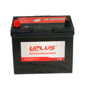 N50 12V 50ah High Quality Lead Acid Storage Car Battery pictures & photos