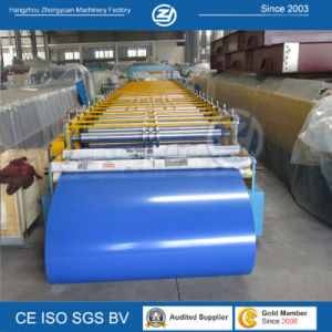 Colored Corrugated Metal Roof Forming Machine pictures & photos