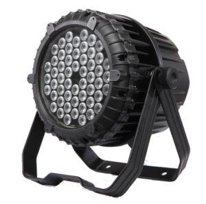 Ellipsoidal LED 54PCS Disco PAR Stage Wash Parlight pictures & photos