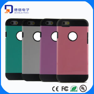 Candy Color Armor Back Case for iPhone 6 Plus LC-C020 pictures & photos