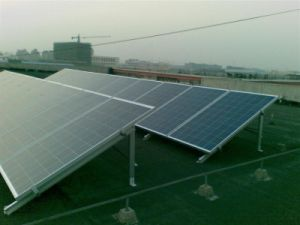 50kw, 100kw Solar Power System for Commercial/ Industrial Use, Solar Electricity Generator with Factory Price pictures & photos