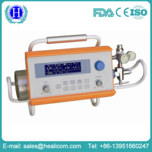 Breathing Machine Ce Approved Portable Ventilator (HV-100E) pictures & photos