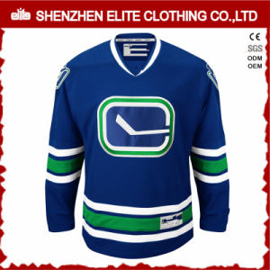 OEM Custom Team Polyester Hockey Jersey pictures & photos