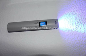 Dental LED Lamp Curing Light Double Color Light with Blue/White pictures & photos