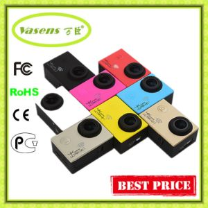 High Quality! 4K Mini Digital Camera 2 TFT 8X Zoom Smile Capture Anti-Shake Video Camcorder pictures & photos