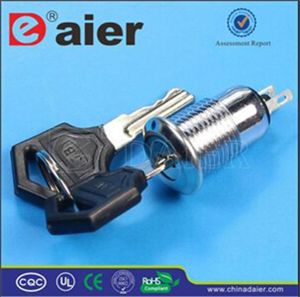 Soldering Pin 12mm Metal Industrial Switch Lock pictures & photos