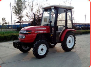 Small Tractor Huaxia 354 Tractor with Cabin pictures & photos