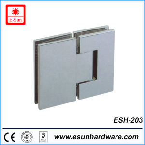 Hot Designs Steel Shower Room Door Hinge (ESH-203) pictures & photos