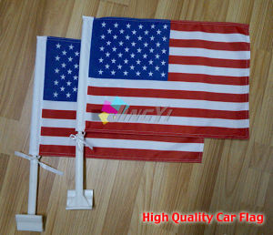 Cusotm Printing Car/Desk/Wooden/Hand/Bunting/Garden Outdoor National Flag pictures & photos
