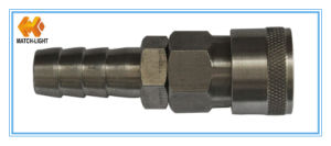 Stainless Steel Hydraulic Pneumatic Quick Coupling pictures & photos