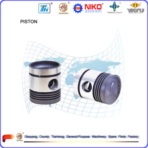 Piston S195 Diesel Engine Spare Parts pictures & photos