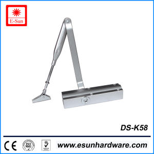 Safety Popular Designs Aluminum Alloy Glass Accessories (DS-K58) pictures & photos
