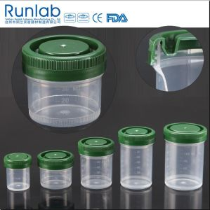 FDA Registered 40ml Histology Specimen Containers pictures & photos
