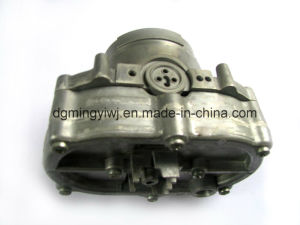 Aluminum Die Casting for Auto and Moto Components (A033) with CNC Machining Made in Dongguan