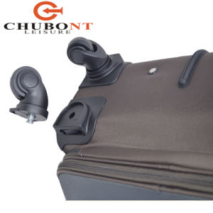 Chubont Hot Sell Removable Spinner Wheels Laptop Trolleycase for Business pictures & photos