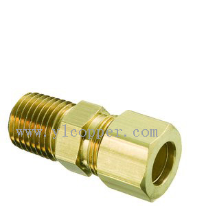 Hydraulic Hose Compression Union for Hydraulic Hose Connector pictures & photos