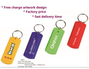 Promotion Whistle with Key Chain Design pictures & photos