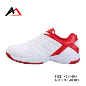 Sports Tennis Shoes Outdoor Badminton Footwear for Men Shoe (AK383) pictures & photos
