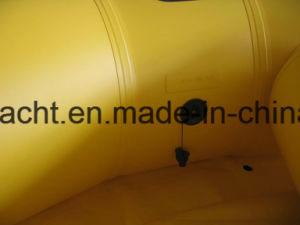 1.8mm PVC Bottom Hevery Duty Reinforced River Rafts for Sale pictures & photos