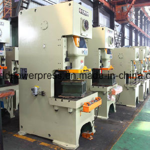 C Type Fixed Bolster Punching Press Machine pictures & photos