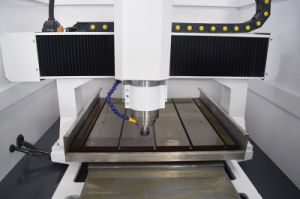 Small 600*600mm Mold Marking CNC Cutting Milling Machine pictures & photos