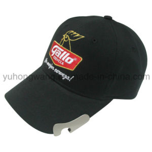Customized Baseball Cap, Snapback Sports Hat with Bottle Opener pictures & photos