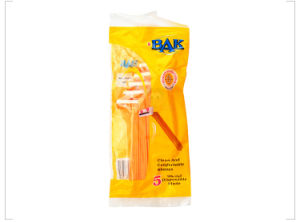 Bak Packing Cheaper Price Good Quality Twin Blade Stainless Steel Disposable Razor (JG-PB8131)