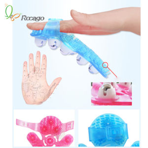 Magic Slimming Massage Gloves Body Massager Handheld Massager pictures & photos