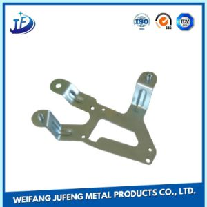 Custom Sheet Metal Fabrication Steel Processing Bending Stampings pictures & photos