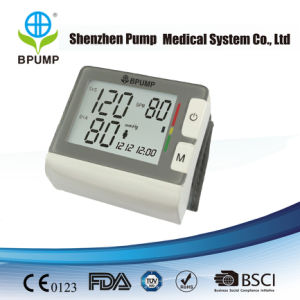 Pump Portable Wrist Blood Pressure Monitor (BP monitor ----BF2215)