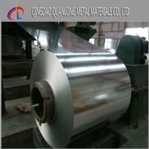 A653 Z100 Regular Spangle Galvanized Steel Coil pictures & photos