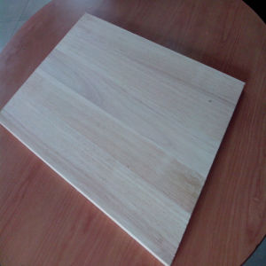 Solid Rubber Wood Edge-Glued Panel