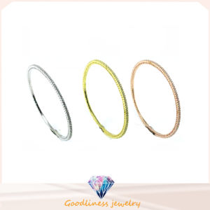 Wholesale Beautiful Jewelry 925 Silver Bangle (G41279) pictures & photos