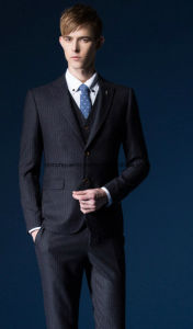 Economical Fashion Office 100% Men Suits pictures & photos
