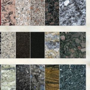 Cheap Natural Granite Stone for Tile, Slab&Countertop/Floor pictures & photos