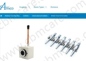British Standard Gas Outlet for Medical Gas Engineering System pictures & photos