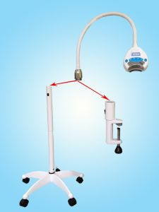 Dental Bleaching Machine Portable Teeth Whitening Lamp pictures & photos