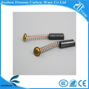 Carbon Brush for Juicer, Soya-Bean Milk Machine pictures & photos