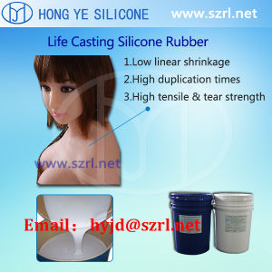 100% Platinum Silicon Medical Grade for Sex Doll Silicone Japan pictures & photos