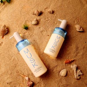 Musk Natural Essence Ice Cool Hair Shampoo pictures & photos