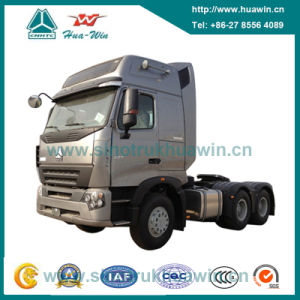 Sinotruk HOWO A7 371HP 6X4 Tractor Truck pictures & photos