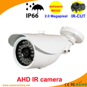 25m IR Weatherproof 2.0 Megapixel Ahd Camera pictures & photos