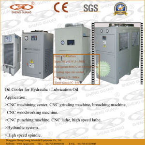 Oil Chiller for CNC Woodwork Engraver pictures & photos