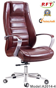 Luxury Leather Executive Chair Manager Chair Boss Chair Furniture (A2014-3) pictures & photos