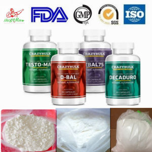 High Purity Anabolic Bodybuilding Steroid Powder Halotestin pictures & photos