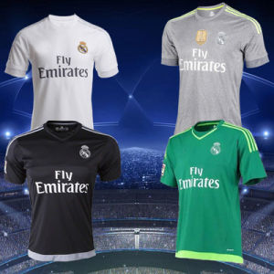 2016 Real Madrid Soccer T-Shirt pictures & photos