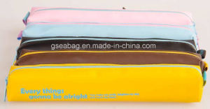 Fashion School Stationery Bag Double Zipper Pencil Bag for Children /Adult (GB#30101) pictures & photos