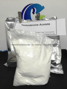 Testosterone Acetate Test a 1045-69-8 Homebrew Steroids Ug Labs Powder pictures & photos