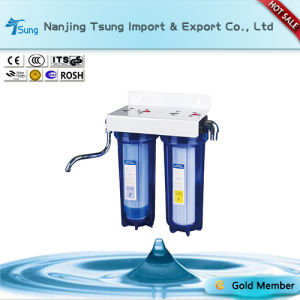 European Style 2 Stages Water Filters for Housing Use Ty-Us-6 pictures & photos
